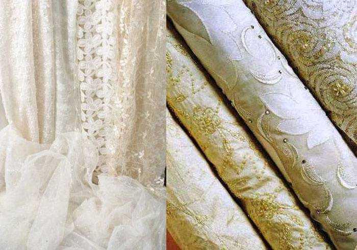 Ткань На Свадебное Платье Купить