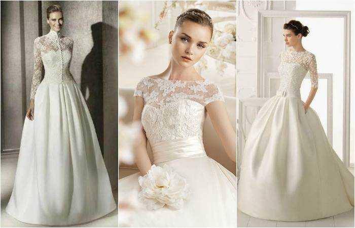 Мереживні весільні сукні 2015 - ФОТО 62422da74424c