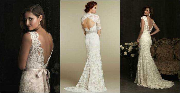 Платье для невесты с вырезом на спине 5837a37cdd441