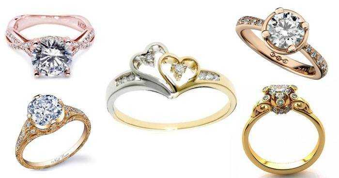 На який палець одягають кільце на заручини і як правильно носити d8091b5cffe32