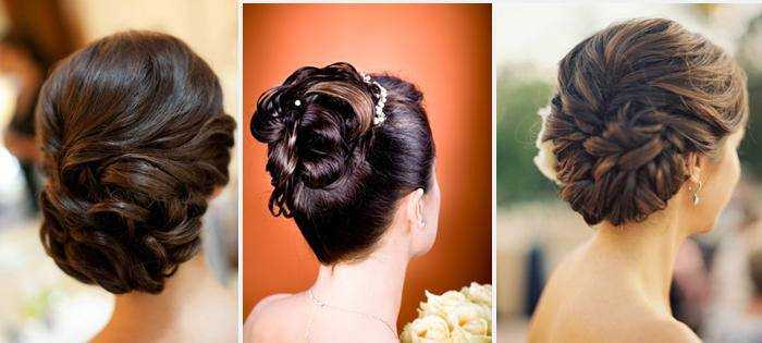 917d6e18a4c7f7 Зачіски на весілля для гостей - варіанти, як зробити своїми руками, фото