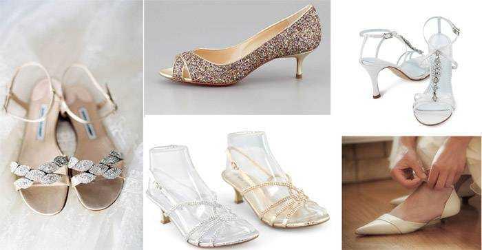 Які вибрати босоніжки на весілля