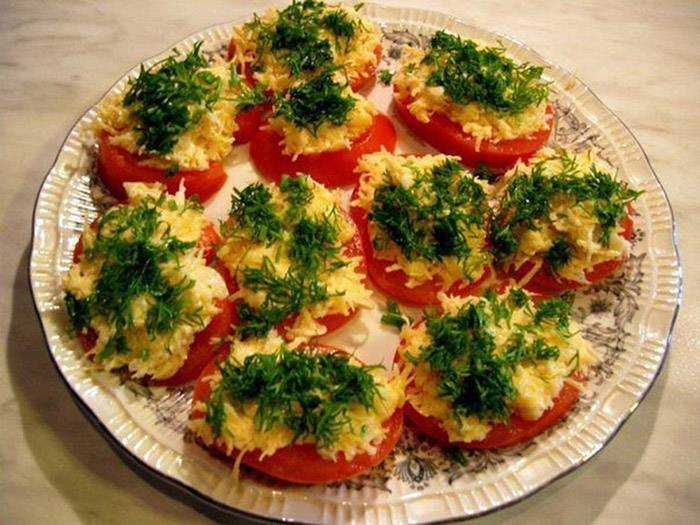 Быстрые салаты и закуски на скорую руку