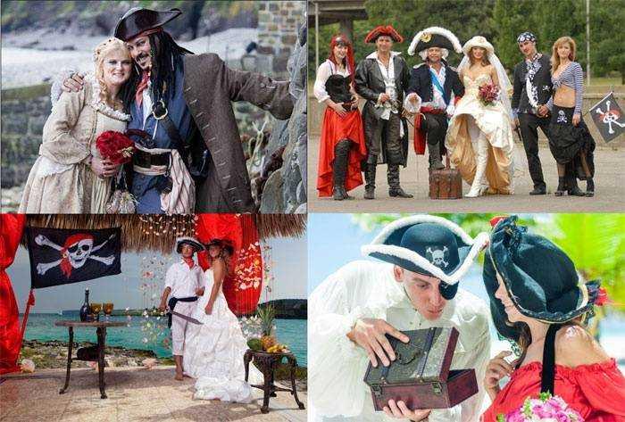 Поздравление пираты на свадьбу 61