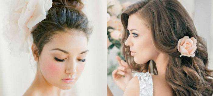 Весільна зачіска для повної особи - як вибрати 1e3f499ab2f32
