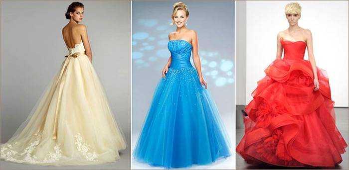 Кремовое элегантное одеяние невесты. Просте і неймовірно елегантну весільну  сукню ... a93ec97ffdf83