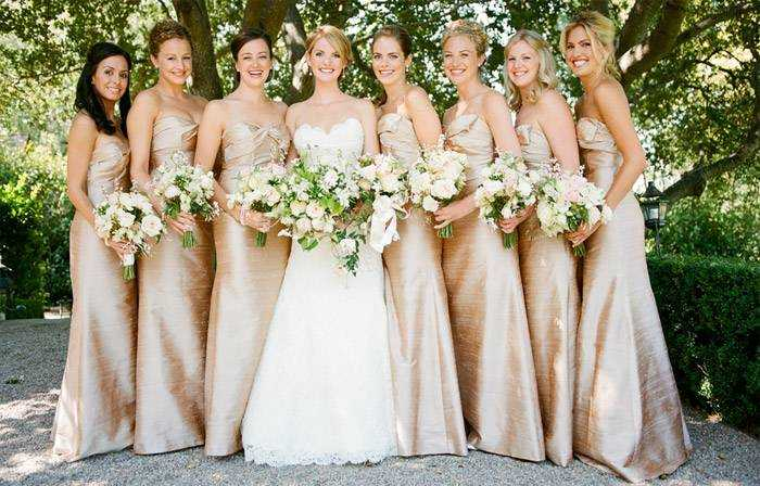 924aad88e72725 Сукні для подружок нареченої - як вибрати стильний наряд, фото і відео