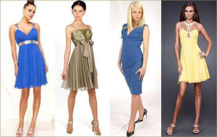 Яке плаття одягнути на весілля - вибираємо стиль 4f885e2b97839